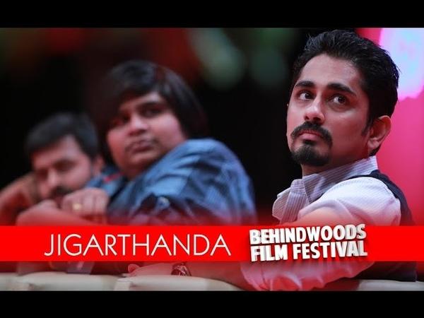 Vijay Sethupathi was my 1st choice Karthik Subbaraj Jigarthanda Best Tamil movie at BFF 2015