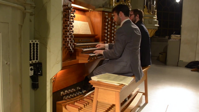538 J. S. Bach - Toccata and Fugue in D minor, BWV 538