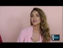 HD Джессика о материнстве E Live from the Red Carpet июль 2018