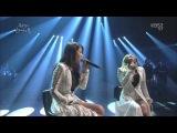 Hyorin & Soyou (SISTAR) - Hurt (Christina Aguilera Cover)