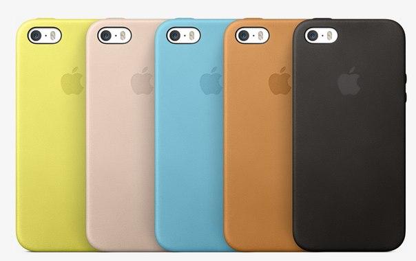 Чехлы apple iphone 5s case 2490 руб все цвета