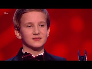 Yaroslav Yakubchuk - Nessun Dorma (The Voice Kids UK 2018)