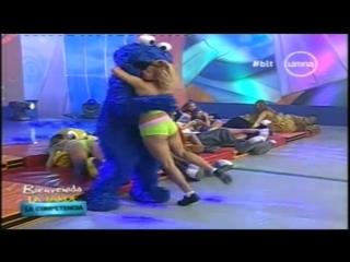 Bienvenida La Tarde Juego Chapa Tu Peluche El Pelotón Y La Brigada Parte 1 070613
