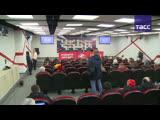 Пресс-конференция после завершения матча «Спартак» — ЦСКА