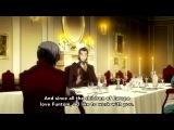 Темный дворецкий 3 сезон 1 серия Демон ТВ-3 Kuroshitsuji Book of Circus Black Butler Русская озвучка
