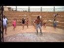 Танцы с аниматором, Хургада Египет