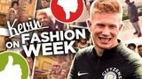 FASHION WEEK | Kevin De Bruyne Rates His Team Mates Fashion