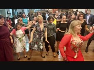 Мастер-класс от Аллы Клосинской. Belly Dance