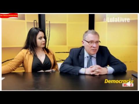 Eugênio Aragão fala sobre julgamento de Gleisi e Lula comenta jogo da Seleção!