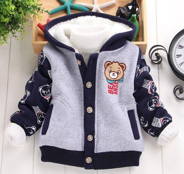 Шьем курточку для малышей. Выкройка. (5 фото) - картинка