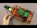 Desenho realista Whisky Grand Royal com Efeito 3D millani