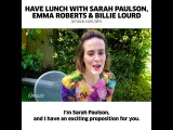 Instagram post by Sarah Paulson • Aug 16, 2017 at 5:07pm UTC
