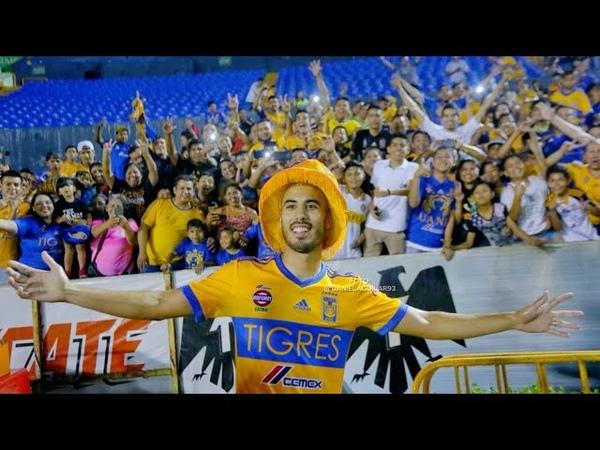 Guido Pizarro y Julián Quiñones regresan a tigres y así los recibió la afición