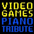 Piano Tribute Players альбом Video Games Piano Tribute