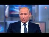 Путин о назначении Дмитрия Рогозина главой Роскосмоса