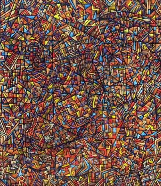 Выставка. Белорусский абстракционизм (18 мая - 18 июня)