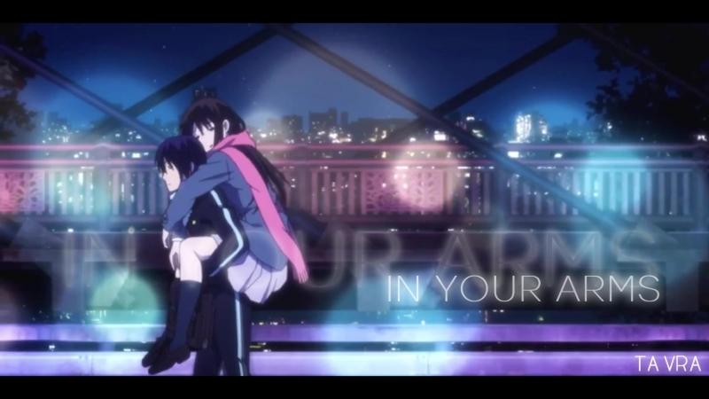 Can you hold me {Yato Hiyori}
