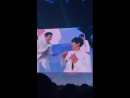14.07.2018 ElyXiOn Dot in Seoul: Неловкий момент между Чанёлем и Сюмином