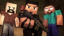 The Rising Darkness (Minecraft Animation)