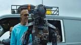 Робот по имени Чаппи Вот тебе и реальный мир
