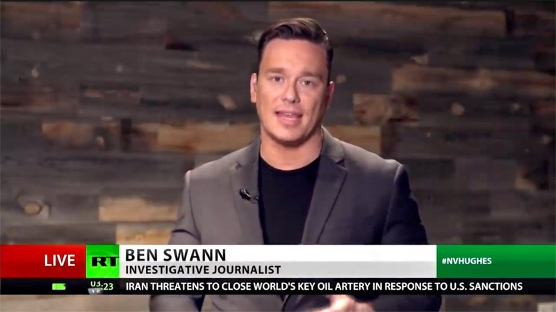 Ben Swann ON: New Facebook Chief Legal Cousel, Fmr. State Dept. Official
