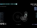 Osu! keyboard Graphics tablet