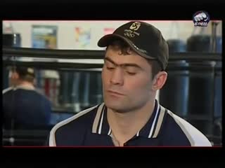 Фильм о боксе. Рахим Чахкиев