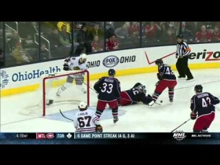 Sergei Bobrovsky Top 10 Saves for 2013. NHL Hockey / Сергей Бобровский топ 10 сейвов в НХЛ