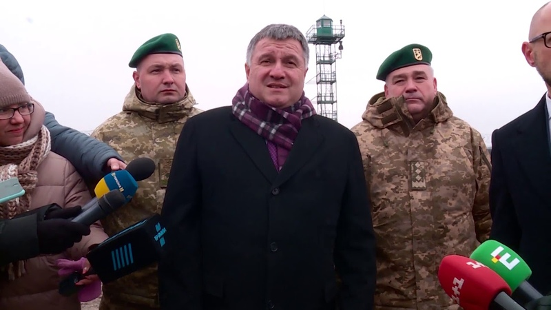 На україно-російському кордоні виконано майже 47 робіт з інженерно-технічного облаштування