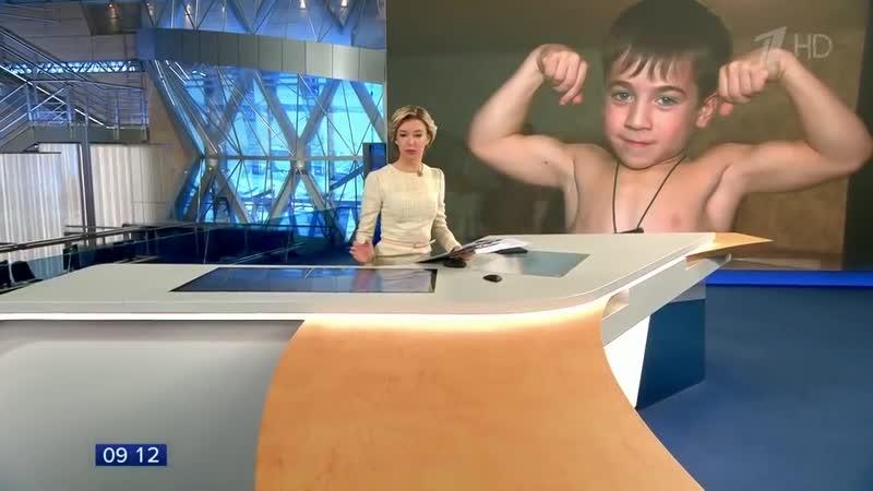 Сразу несколько мировых рекордов установил пятилетний мальчик из Чеченской респу