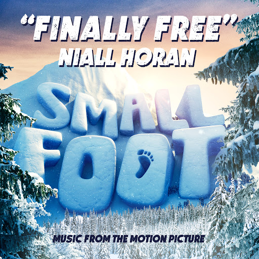 "Niall Horan альбом Finally Free (From ""Smallfoot"")"