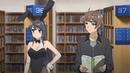 Seishun Buta Yarou wa Bunny Girl Senpai no Yume wo Minai PV1