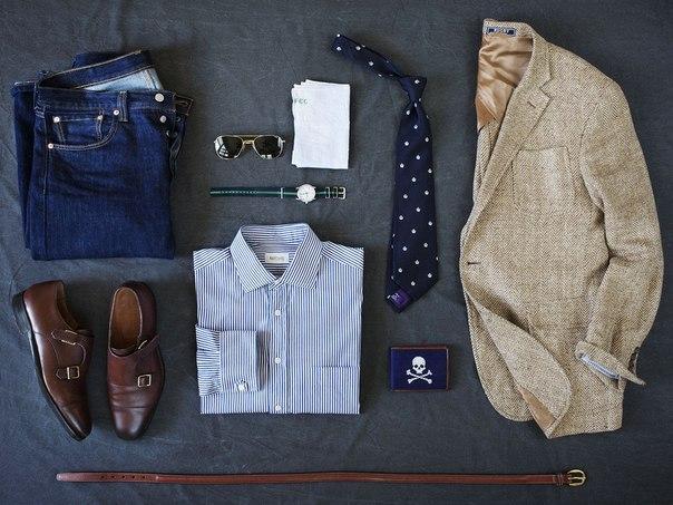 Фото мужских модных вещей