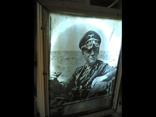 Rommel Cave in Marsa Matruh كهف روميل بمرسي مطروح