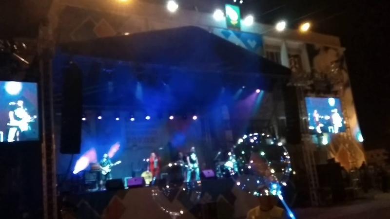 Orbis Band (Орбис Бэнд) - We Will Rock You. День города Алексеевка 2018