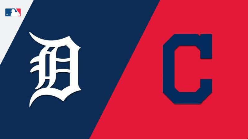 AL / 23.06.2018 / DET Tigers @ CLE Indians (2/3)
