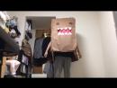 Domo-kun tried to dance to U.S.A by DA PUMP at home