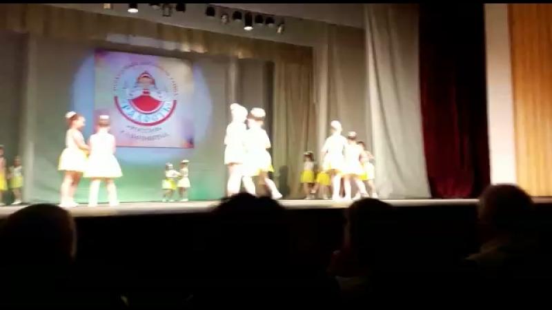 Отчетный концерт 27.05.18 малыши «Полька»