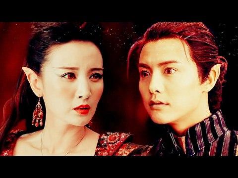Ying Kong Shi Yan Da MV || Ice Fantasy 幻城 (Ma Tian Yu x Zhang Meng) || Million Reasons
