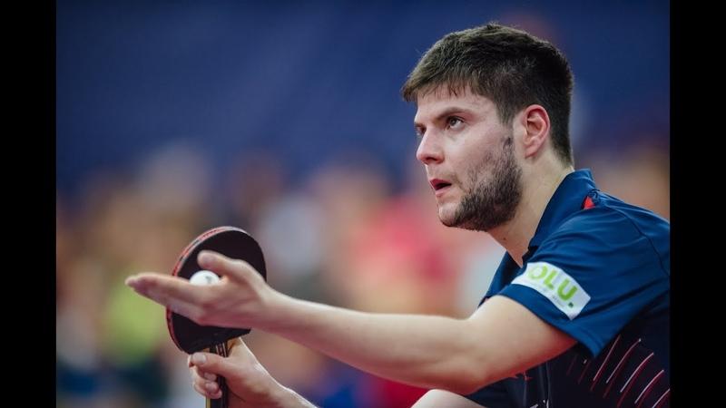 Dimitrij Ovtcharov vs Steffen Mengel | Champions League 20182019