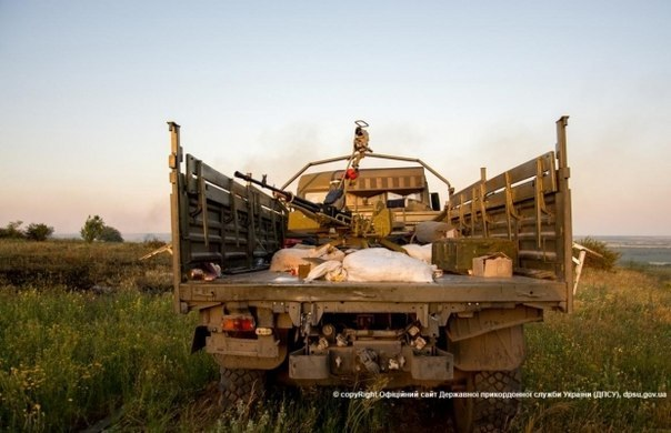 Ночью авиация сил АТО совершила несколько боевых вылетов: уничтожены БТР и 3 грузовика с боевиками - Цензор.НЕТ 2311