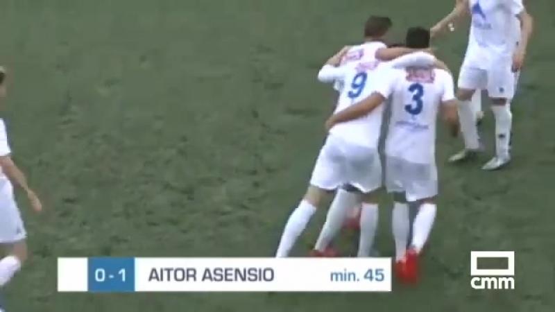 UD Лансароте - CP Вильярробледо, 1-1, Терсера 2017-2018, 1/4 нечемпионского плей-офф, 1 матч