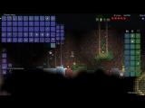 [GGGAME !!!!!] Выживание в мире шириной 200 блоков ! Микро Террария ! #1