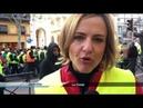 Gilets jaunes à Marseille Qu'ils essayent de vivre avec 1200 euros par mois