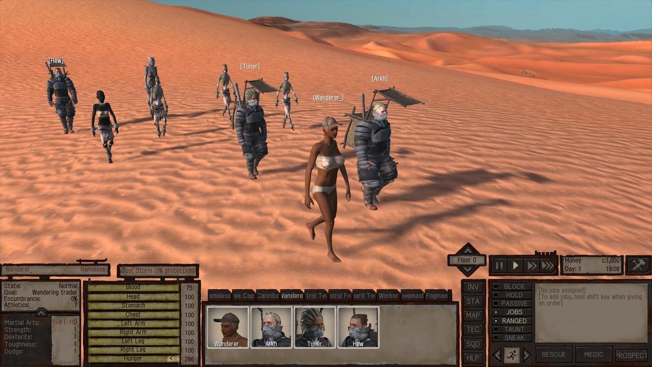 Players AI / Мод на добавление ИИ группировок.