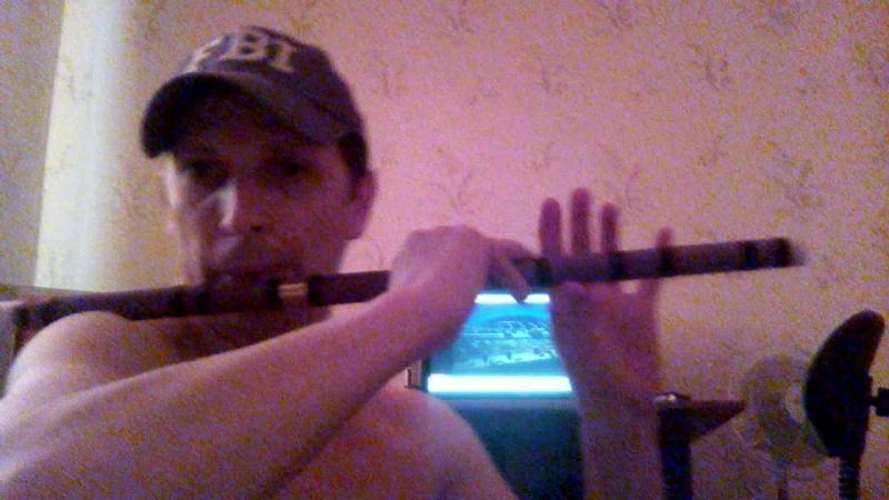 Сектор Газа Я бычок подниму горький дым затяну Китайская флейта Ди Цзы