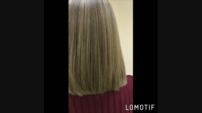 Ботокс (восстановление)волос При просмотре видео поставьте самое высокое качество