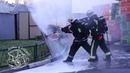 Система пожаротушения с гидроабразивной резкой Кобра