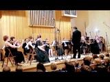 Russian chamber orchestra. Carlos Gardel.