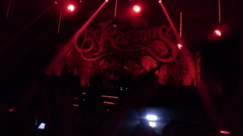 The Rasmus - Immortal (live in Novosibirsk 16.03.18)